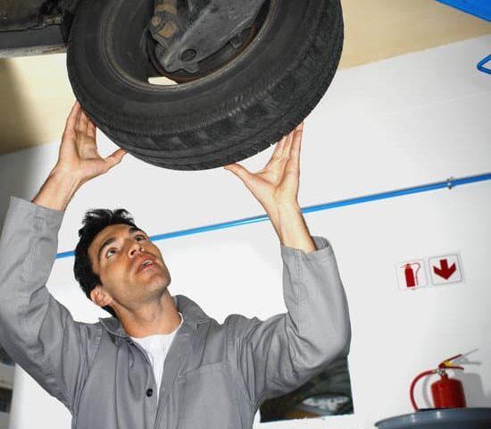 חוסר איזון בצד הקדמי של האוטו